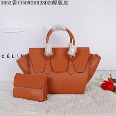 525c79e6dd Celine 3052 original yellow leather-24858 Whatsapp 86 17070337352