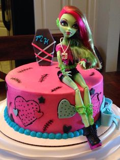 Xenias Cake Designs : 1000+ images about Party Ideas on Pinterest Monster high ...