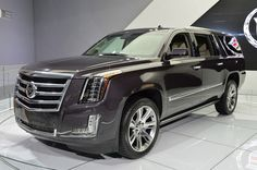 2015 Cadillac Escalade on sale in April priced at $71,695. http://aol.it/1ejy8el  @Cadillac #Escalade