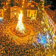 I fuochi di Sant'Antonio, 17 Gennaio
