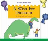 When Mason's wish for a pet dinosaur is granted, Mason and his pet have an adventure-filled day, including tricks, a pet race, and winning a blue ribbon.