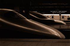 Tokyo Shinkansen trains