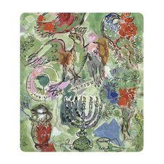 Bernardaud Marc Chagall Asher Tribe Matzah Plate