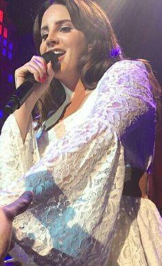 Lana Del Rey in Massachusetts #LDR #Endless_Summer_Tour