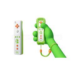 Nintendo Wii/Wii U Remote Plus, Yoshi Edition - Tillbehör - Teknikproffset