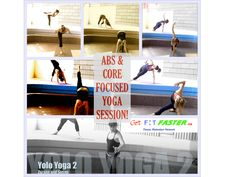 YOGA core and abs workout, FREE at www.getfitfaster.ca; less than 60 sec. to join. Take advantage of workouts, healthy recipes, motivating podcasts, health & fitness articles and info., and much more!