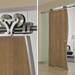 new deals! Shop our best value The Barn Door on AliExpress. Check out more The Barn Door items in Home Improvement, Consumer Electronics, Lights & Lighting, Tools! And don't miss out on limited deals on The Barn Door! Sliding Wood Doors, Interior Sliding Barn Doors, Wooden Doors, Interior Barn Door Hardware, Sliding Barn Door Hardware, Rustic Hardware, Indoor Barn Doors, Patio Doors, This Old House