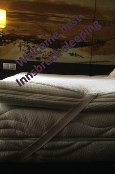Neues #Schlafsystem, #New sleeping System Innsbruck, Weekender, Alps, City, Vacation