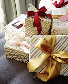 35+ Of House & Home's Best Holiday Gift Wrapping Ideas