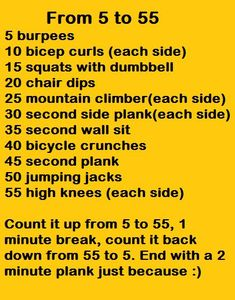 Quick Naptime Workouts 5 to 55 workout to 55 workout minutes) Group Fitness, Fitness Diet, Fitness Motivation, Zumba Fitness, Tabata Workouts, Hiit, Body Workouts, 30 Min Workout, Circuit Training Workouts