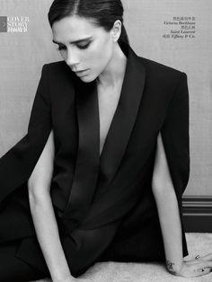 Victoria Caroline Beckham is an English businesswoman, fashion designer, model and singer. - Fashion - Style icon - Moda - Icono de estilo
