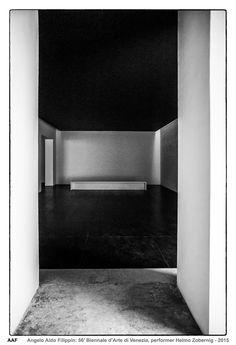 https://flic.kr/p/Ee3Z5E | 56' Biennale d'Arte di Venezia, performer Helmo Zobernig - Venezia 2015