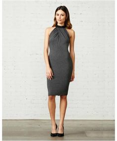 platinum-finds ~ Products ~ Bailey 44 Women's Gray Broadway Dress L ~ Shopify