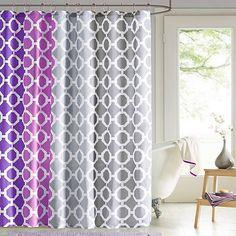Dani Shower Curtain and Hook Set