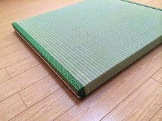 新しい畳はイ草の香りが良いです!