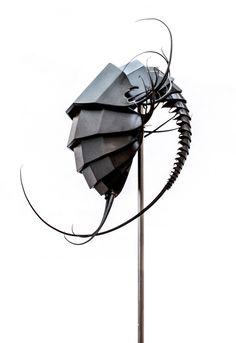 Metal Organisms Welded by Mylinh Nguyen