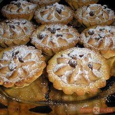 Veggie Recipes, Bread Recipes, Cooking Recipes, Veggie Food, Cooking Tips, Banana Dessert, Dessert Bread, Croatian Recipes, Hungarian Recipes