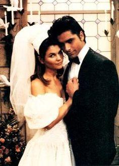 a video about john stamos from full house Becky Full House, Full House Funny, Full House Tv Show, Nickelodeon Game Shows, Nickelodeon Cartoons, Movie Wedding Dresses, Wedding Movies, Wedding Tv Shows, Full House Quotes