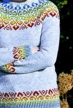 ВЯЗАНИЕ ДЛЯ СУМАСШЕДШИХ Lace Embroidery, Cross Stitch Embroidery, Stitch Patterns, Knitting Patterns, Icelandic Sweaters, Vogue Knitting, Fair Isle Knitting, Cardigan Pattern, Lana
