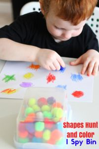 Rainbow Shapes Hunt and Color I Spy Bin_feature