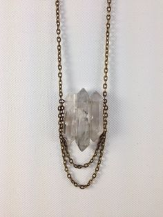 Necklace stone