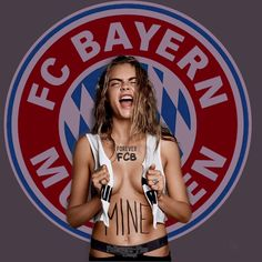 Soccer Fans, Football Fans, Fc Hollywood, Bayern Munich Wallpapers, Hot Fan, Mustang Girl, Fifa, Fc Bayern Munich, Football Girls