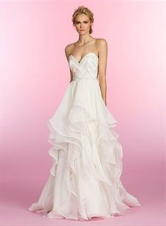 Bridal Gowns Hayley Paige Charlie Bridal Gown Image 1