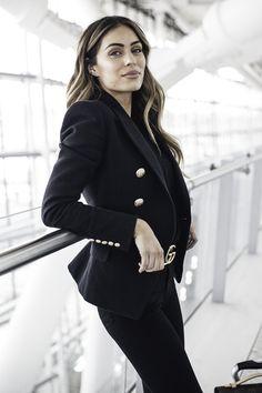 Lydia  Elise Millen in Gucci