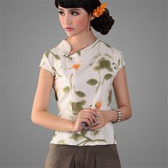 30 Best Cheongsam Qipao Chinese Traditional Dresses images ... 67259cb5f3