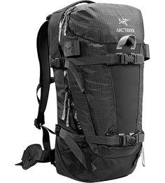 Silo 30 Rucksack für alle Schneesportarten - auch abseits der Piste, mit Ski- und Snowboardtragemöglichkeit