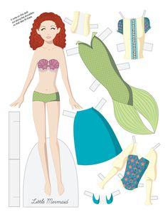 Paper Doll School Fairy Tale Fashion Friday