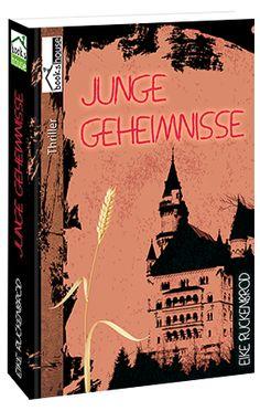 """""""Junge Geheimnisse"""" von Eike Ruckenbrod ab April 2015 im bookshouse Verlag. www.bookshouse.de/buecher/Junge_Geheimnisse/"""