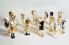 La société italienne de création d'objets d'art Design-Apart, s'est associée à l'artiste-designer espagnol Jaime Hayon afin de créer Hope Bird.  Hope Bird est une collection en série limitée de 15 personnages en céramique. Les pièces sont réalisées à la main dans les ateliers du céramiste italien Bosa.