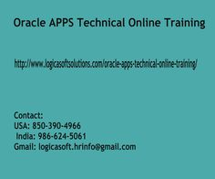 LogicaSoft Solutions Online Training is provides  Online Training Class courses providing excellent experienced IT professionals and real time experience Our trainers has good training experience so that best quality output will be delivered.