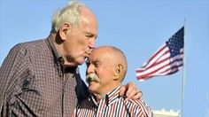 Being Gay In America: A 50 Year Love Story - The love between John Darby and Jack Bird has been on solid ground for more than half a century.   Darby, 86, and Bird will celebrate their 54th anniversary as a couple in July and their fifth wedding anniversary two months later.