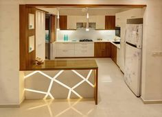 Interior classic style kitchen by aj atelier architects classic Kitchen Cupboard Designs, Kitchen Design Open, Pantry Design, Kitchen Layout, Interior Design Kitchen, Indian Interior Design, Modern Kitchen Interiors, Home Decor Kitchen, Kitchen Modular
