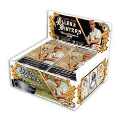 2011 Topps Allen & Ginter MLB Retail