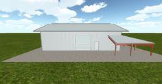 Cool 3D #marketing http://ift.tt/2sLqXtU #barn #workshop #greenhouse #garage #roofing #DIY