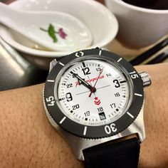 Omega Seamaster Diver, Seiko, Cool Watches, Rolex, Russia, Clocks, Accessories