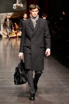 Dolce & Gabbana Men Winter 2013