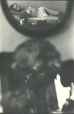 Saul Leiter - Nude, 1950s - Howard Greenberg Gallery - 2018