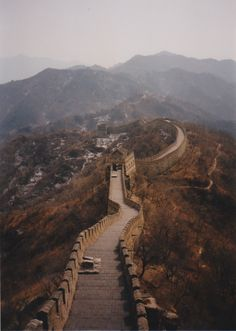 The Great Wall lives up to its name. #KorsBeijing