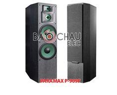 Loa karaoke Paramax P-909F được phân phối chính hãng bởi Bảo Châu audio. Hãy liên hệ với Bảo Châu ngay hôm nay để mua Loa karaoke Paramax P-909F với giá tốt