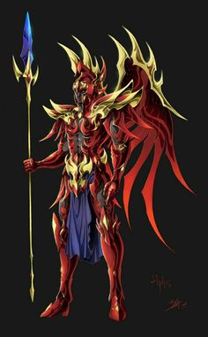 armadura de Ares