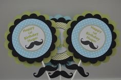 Hey, I found this really awesome Etsy listing at https://www.etsy.com/listing/287264301/mustache-centerpiece-mustache-party