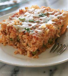 rice ball casserole