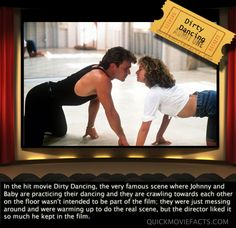 """Nobody puts Baby in a corner. The musical blockbuster """"Dirty Dancing,"""" starring Patrick Swayze and Jennifer Grey, had its New York premiere on this date in The film opened in theaters on August Photo of Swayze and Grey courtesy of Live Entertainment. 80s Movie Costumes, 80s Movies, Iconic Movies, Drama Movies, Good Movies, Halloween Costumes, Women Halloween, Bob Fosse, Jennifer Grey"""
