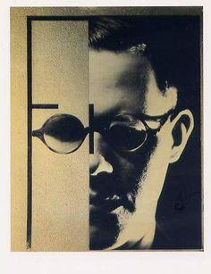 John Oliver Havinden: Self-portrait, 1930.