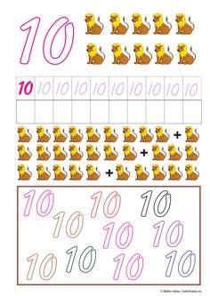 lära sig räkna, räkna, matte, räkna till tio, pyssla och lek, bättre hälsa, pyssel för barn, barnpyssel, matte, matematik, mattepyssel, pyssel, knep och knåp, räkna till 10, tio Cool Kids, Preschool, Words, Fun, American, Inspiration, Biblical Inspiration, Kid Garden, Kindergarten