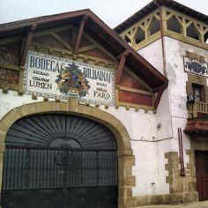 Haro, Bodegas Bilbainas, La Rioja, Spain